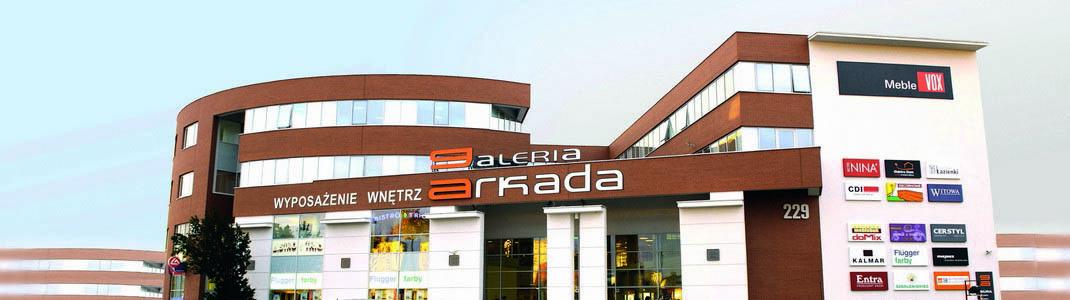Galeria Arkada Centrum Wyposażenia Wnętrz Meble Farby